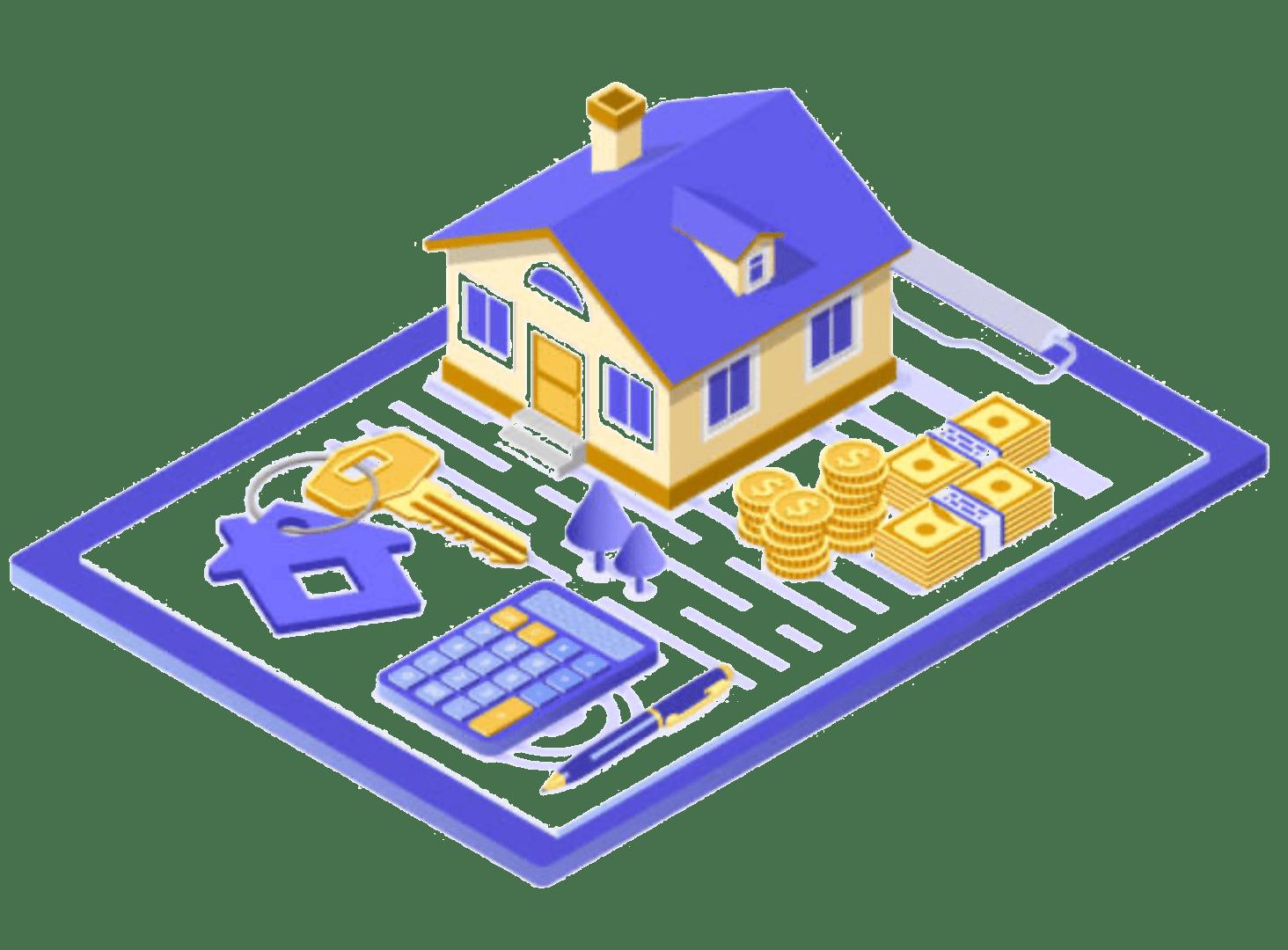 Baufinanzierung mit YourBauFiplus von CURENTIS